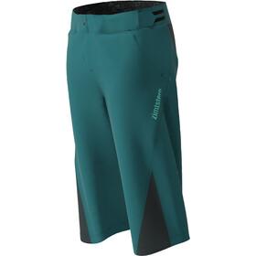 Zimtstern StarFlowz Shorts Women pacific green/black